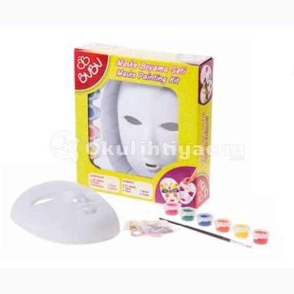 Bubu Maske Boyama Seti çeşitleri Bubu Maske Boyama Seti Fiyatları